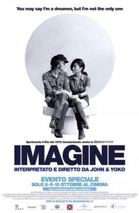 IMAGINE diretto e interpretato da John Lennon & Yoko Ono
