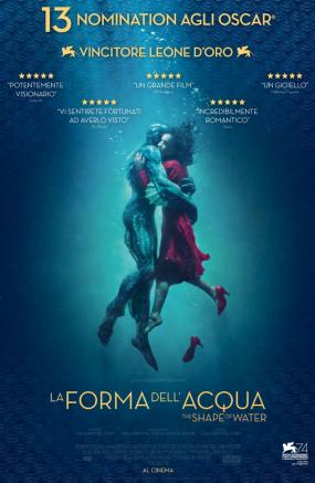 La Forma dell'Acqua - The Shape of Water -